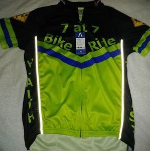 Primal-Cycling Jersey
